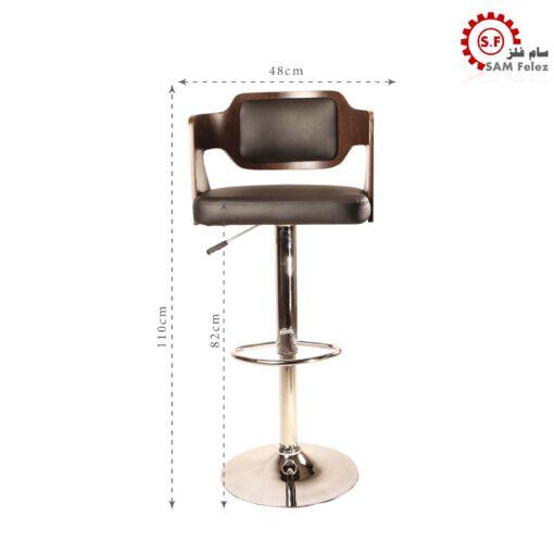 صندلی اپن مدل MDF2120-1